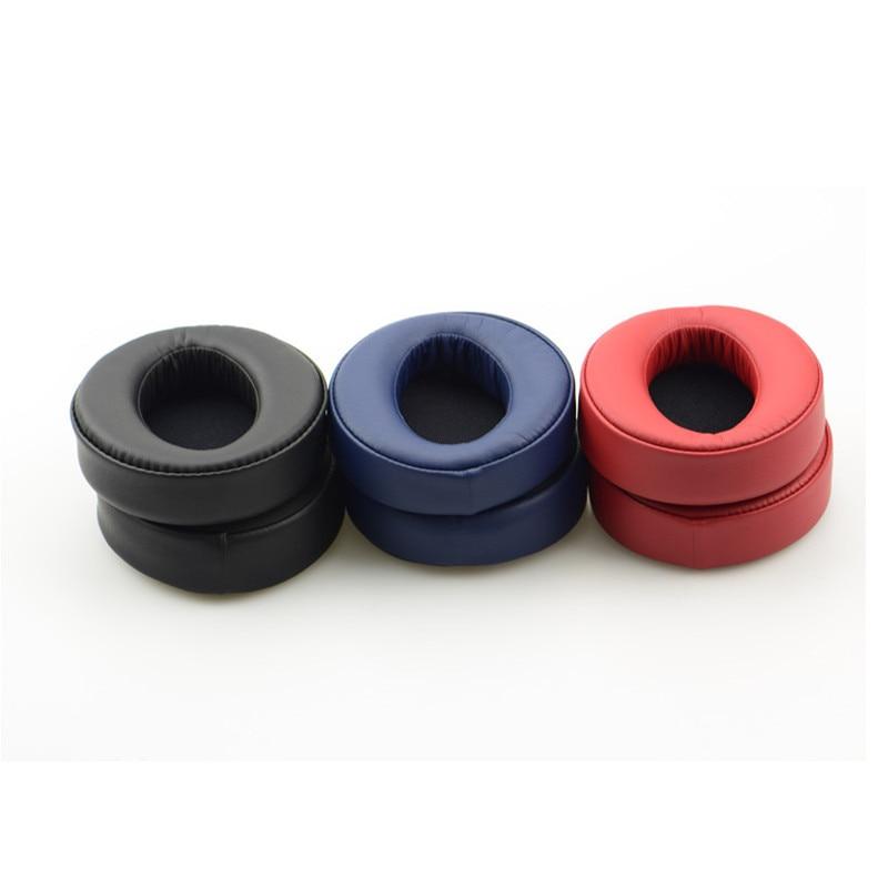 Almohadón de espuma de repuesto para almohadillas de oreja, funda de esponja para SONY MDR-XB950BT Auriculares inalámbricos con Bluetooth Accesorios