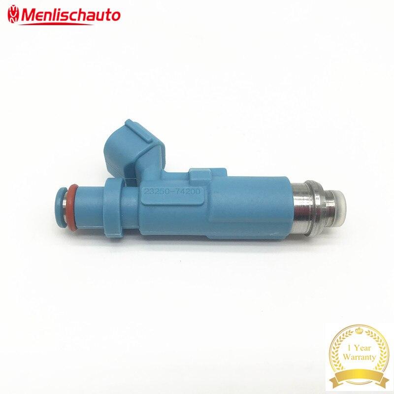 540cc inyector de combustible 23250-74200, 2325074200 para coche japonés SXE10 IS200 RS200... Celica MR2 ST205 3SGE 3SGTE SW20
