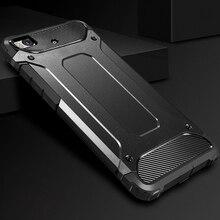 Etui armure Robot pour Xiaomi Redmi Note 8 Pro 7A 8A 3 4 5A GO S2 K20 housse Mi Note 10 9 Lite 8 SE 9T CC9 A2 A3 Max 3 Mix 2s
