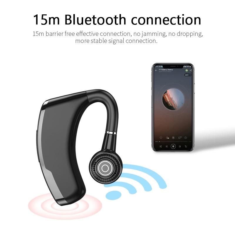 V10 наушники Bluetooth наушники гарнитура беспроводная бизнес гарнитура диск вызова спорти