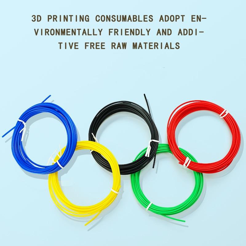 100/150/200 Meter 1.75mm PCL PLA Material,Filament 3d Refill 3D Handle Plastic for 3D Pen School Drawing Supplies enlarge