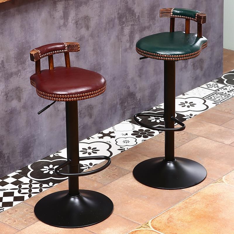 Фото - Современный скандинавский барный стул, стул для кухни, промышленный барный стул, стул для гостиной, мебель, барный металлический барный сту... барный стул лайф мебель барный стул marvin