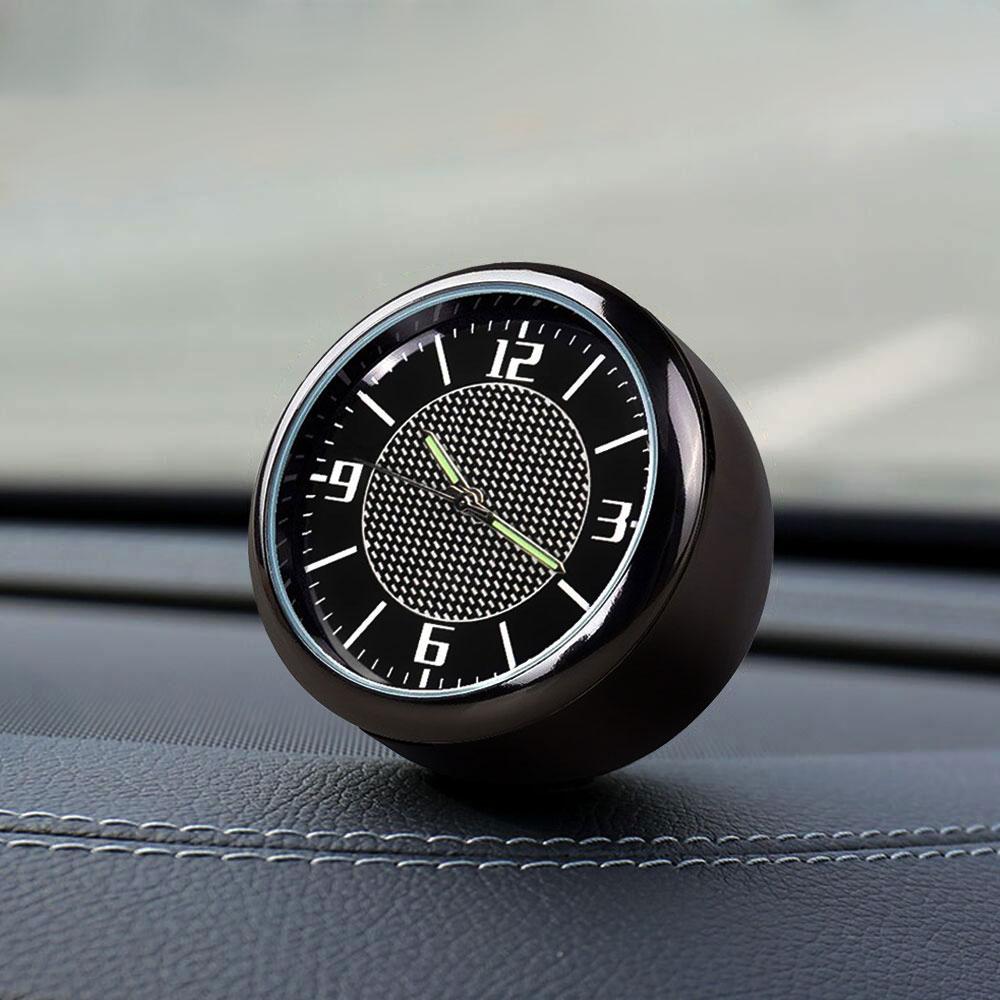 1X Car Dashboard Decoration Clock Air Vent Quartz Watch For Jeep Renegade Wrangler JK Compass Grand Cherokee WJ Patriot Wagonee