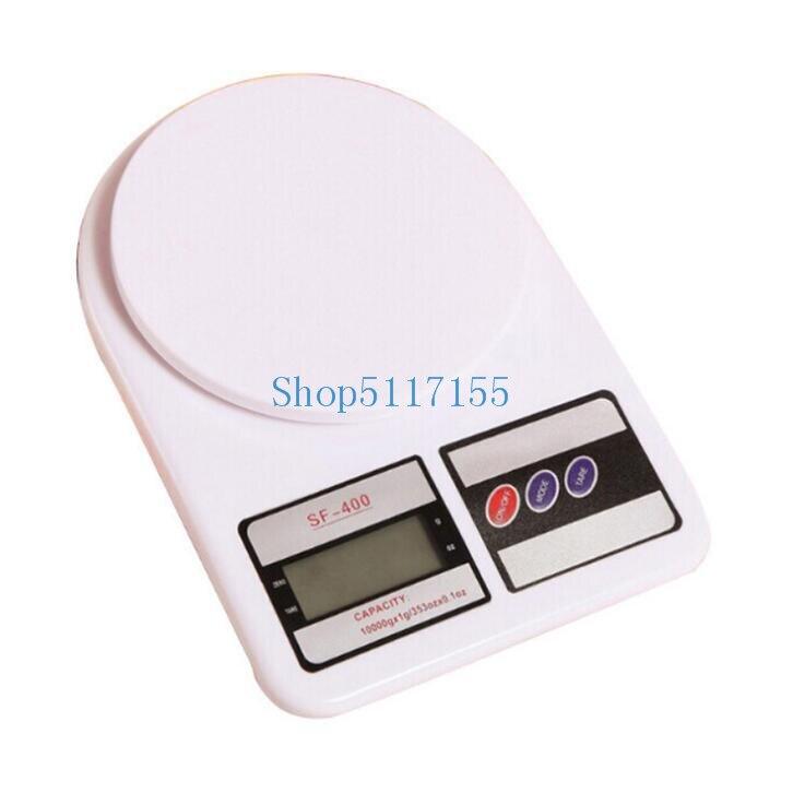 50 قطعة/الوحدة 1 كجم/0.1g و 5 كجم 7 كجم 10 كجم/1g الرقمية LCD مطبخ الالكترونية الموازين المنزلية الحمية الغذائية البريدي مقياس الوزن الرصيد