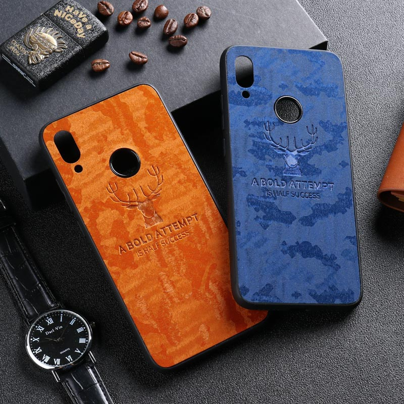 Para Xiaomi Mi nota 10 Lite 9T Pro 9T 9 A3 Lite ciervos tela cubierta suave Xiomi Redmi Note 8T 8 Pro 7 8A 7A 6A K20 K30 parachoques