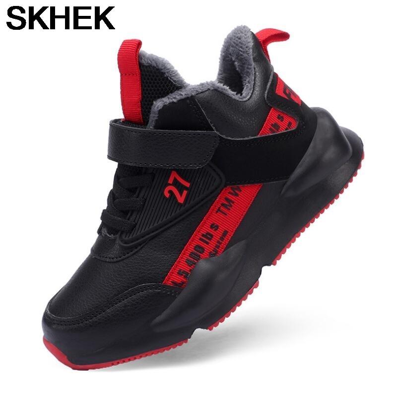 SKHEK الأطفال أحذية رياضية 12 سنة أفخم أحذية رياضية للبنين حذاء 6 كبير الاطفال 7 الربيع 8 جديد 9 الفتيان تنفس 10 شبكة