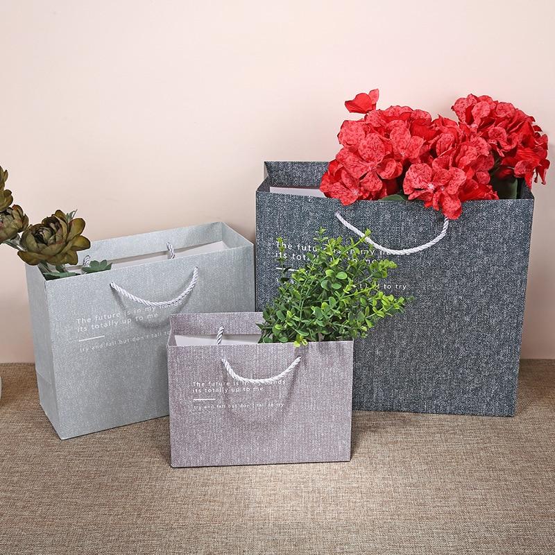 Boitedragees de mariagetra ktatiekinderen papel caja de dulces bolsa de regalo bolsa de papel ropa de compras bolsitas chocolates woreczki órgano