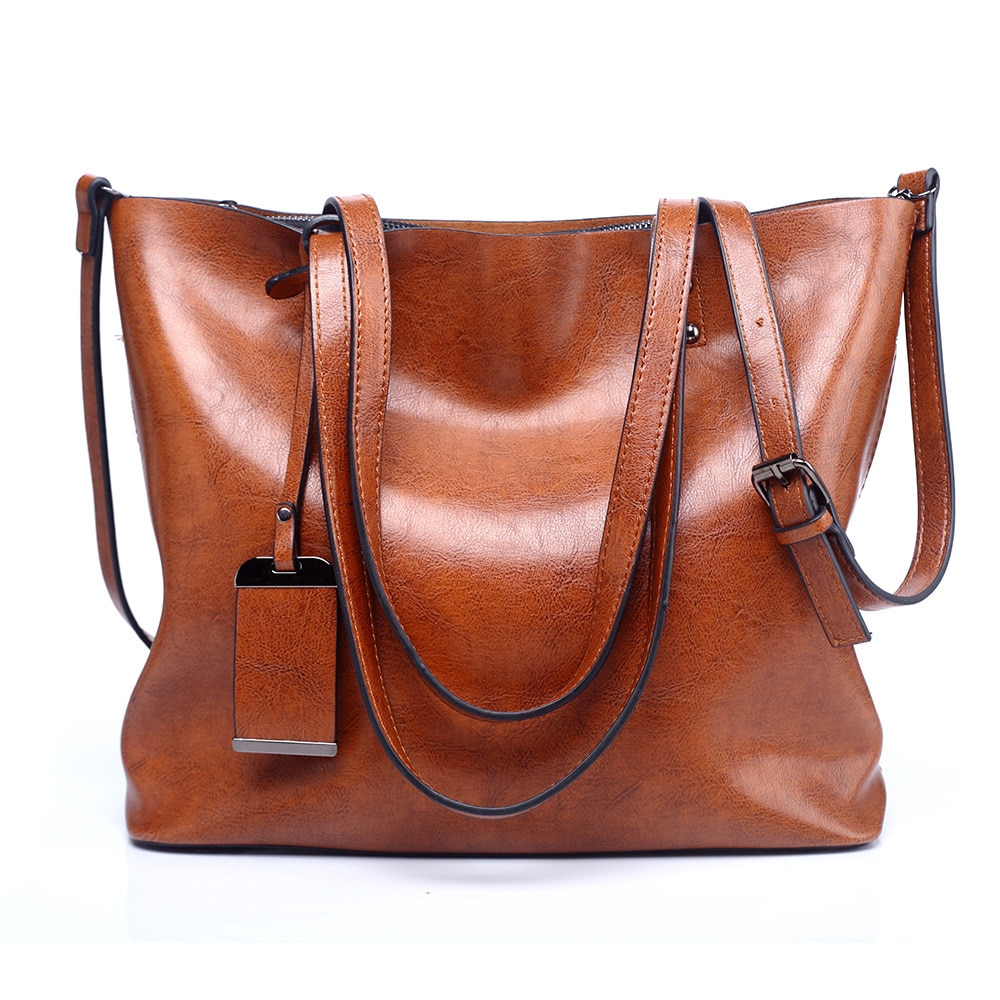 brand 2019 hot genuine leather bag zooler soft real leather ladies hand bags tote bag luxury shoulder bags bolso mujer 10105 YOUSE Women's Genuine Leather Handbag Ladies Bags Large Leather Designer Big Tote Bags For Women 2020 Luxury Shoulder Bag