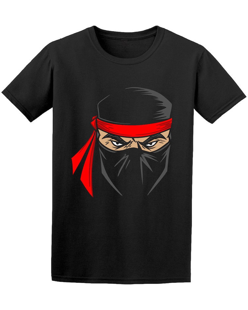 Hot Sale Cartoon Comic Ninja T-Shirt. Summer Cotton O-Neck Short Sleeve Mens T Shirt New S-3XL