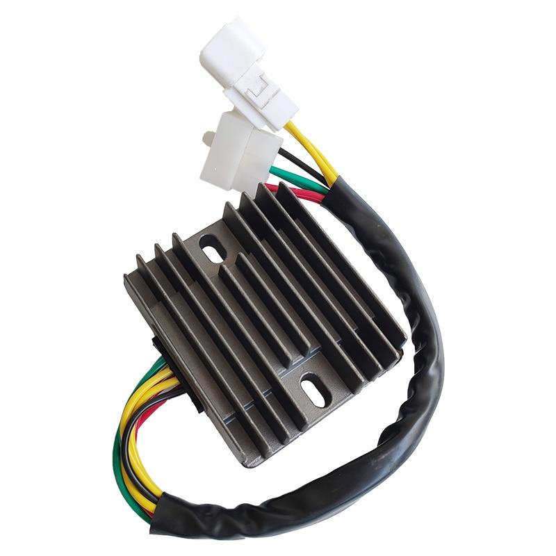 Motorcycle Voltage Regulator Rectifier For HONDA CBR 929 954 900 RR VFR 800 rc46 929rr Ignition Motorcycle Black Metal New