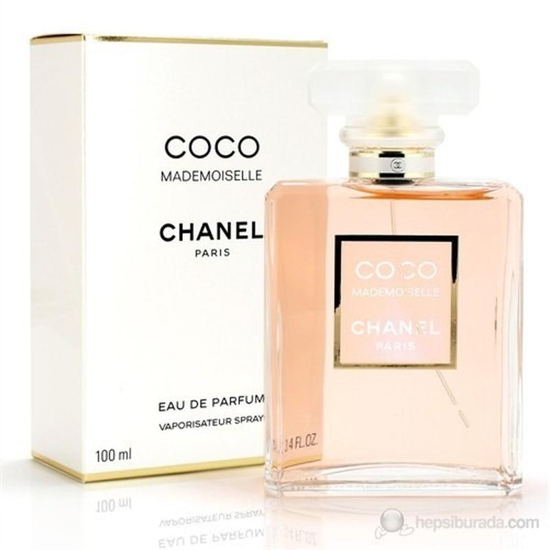 Original Packaging -High Quality -Same Smell Perfume- Coco Mademoiselle Eau De Parfum 100 Ml Women 'S Perfume