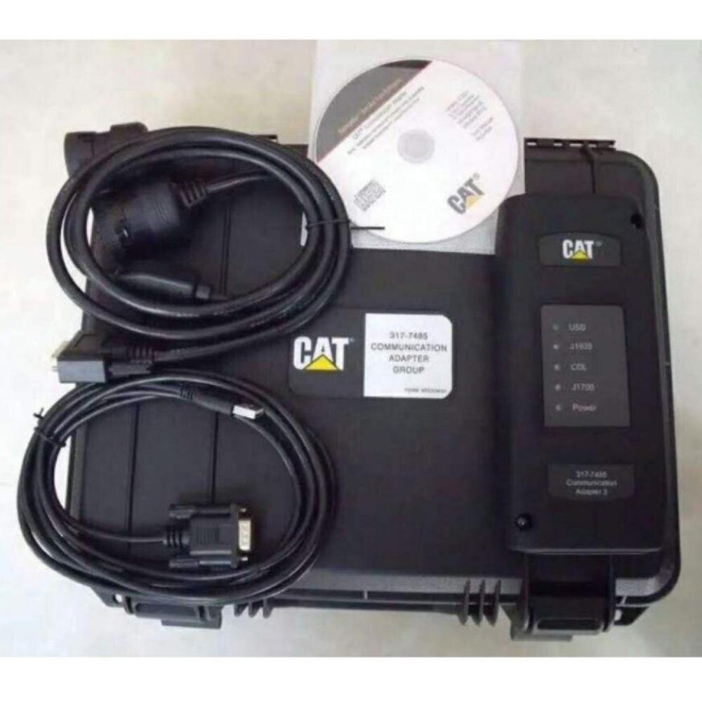 317-7485 ل ET3 الاتصالات محول مجموعة كابل 6 دبوس 9 دبوس 14 Pin317-7485 حفارة أداة التشخيص