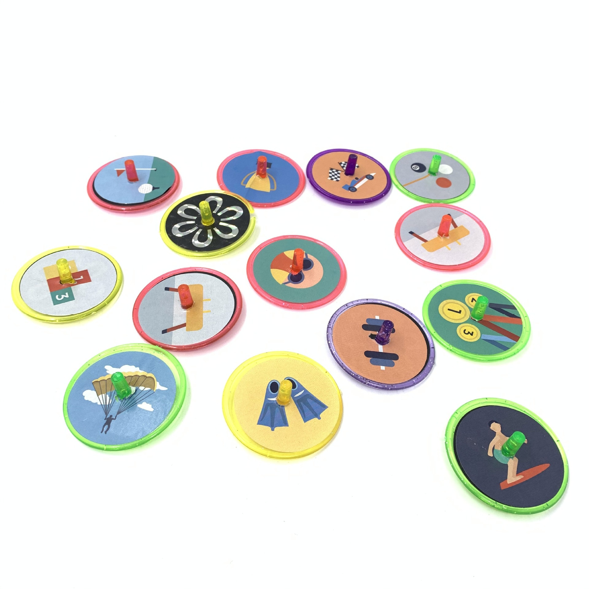 Stress Relieve Fidget Toy Combination 55 Pieces Extrusive-Solving Kids Hot Selling Various Styles Set Wholesale enlarge