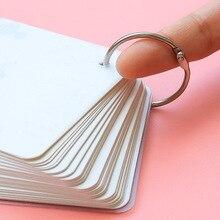 12 pièces 32MM carte anneau livre anneau métal rideau anneau porte-clés reliure boucle libre ouverture anneau ouverture anneau connexion anneau