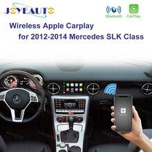 Joyeauto Wireless Wifi Apple Carplay for Mercedes SLK class 2011-2015 NTG4.5/NTG4.7 Apple Car play Support Rear View Camera Waze