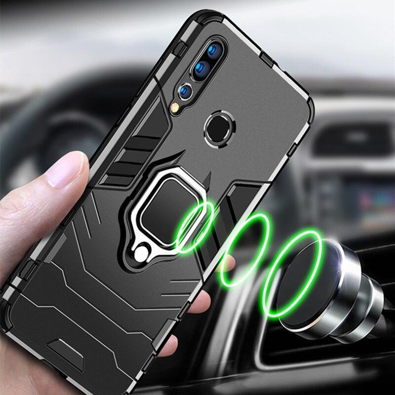 Magnétique support pour voiture étui de téléphone pour xiaomi Rouge mi Note 8 7 5 6 Pro Pocophone F1 mi Note 10 mi 8 A3 Lite K30 K20 8A mi 9 SE 9t Couverture