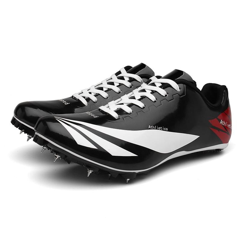 Professionelle Spike Schuhe, Leichtathletik Schuhe, Laufschuhe Sprint Schuhe, Springen schuhe, größe 35-45