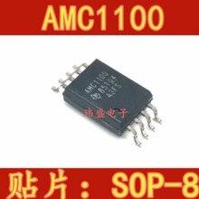 10 pièces AMC1100DWVR AMC1100DWV AMC1100 SOP-8 SOIC8 1.27MM