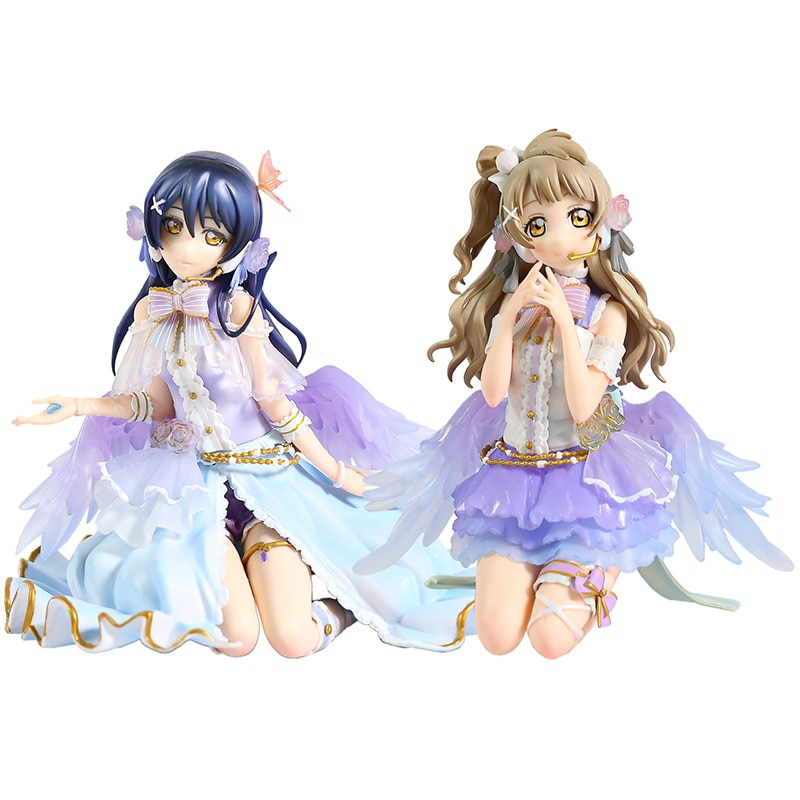Japanese Anime Love Live! School Idol Project Alter Kotori Minami Sonoda Umi Sexy Girls PVC Action Figure Collection Model Toys
