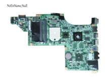 595133-001 pour hp pavillon DV6-3000 ordinateur portable carte mère DV6Z-3000 ordinateur portable HD5470 mise à niveau graphique HD5650/1G 100% entièrement testé