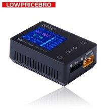 ToolkitRC M6 chargeur déquilibre de batterie 150 W 10A DC déchargeur pour 1-6 S Lipo LiHV vie Lion NiMh Pb testeur Servo vérificateur de cellules