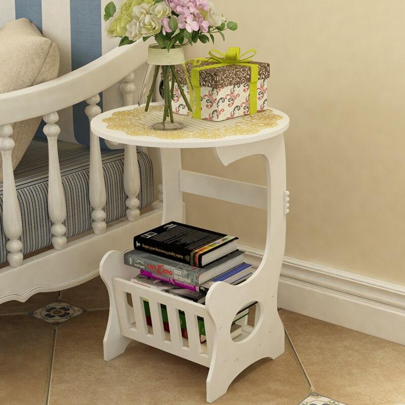 Новые журнальные столики, мебель для гостиной, журналы, столик для чая, фруктов, закусок, полки для растений, домашняя мебель, Бесплатная сбо...