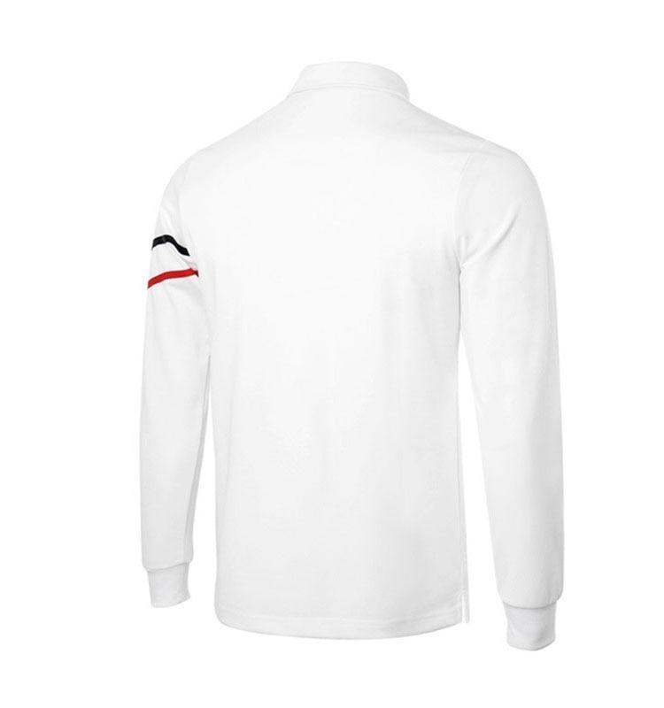 2021 Golf clothing men's autumn long sleeve outdoor sports leisure plol shirt golf wear
