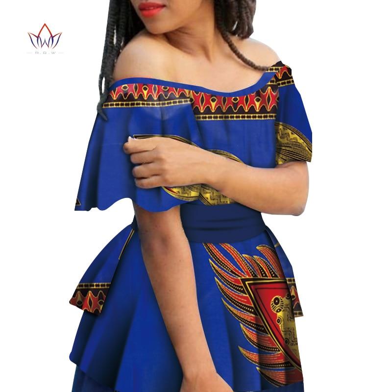 Весна 2020, африканские рубашки для женщин, Dashikis 6xl, африканская одежда, Женская традиционная африканская одежда, хлопковый верх размера плюс ...