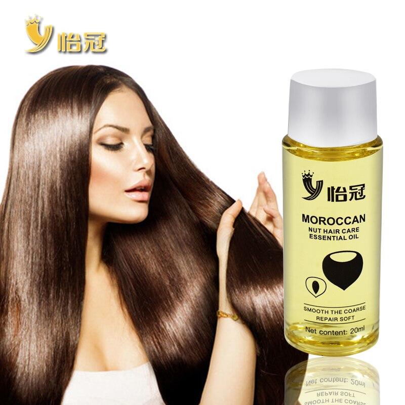 Аргановое масло, уход за волосами, эссенция, быстрый мощный рост волос, жидкие продукты для выпадения волос, сыворотка для восстановления волос, кератин, травяные 20 мл