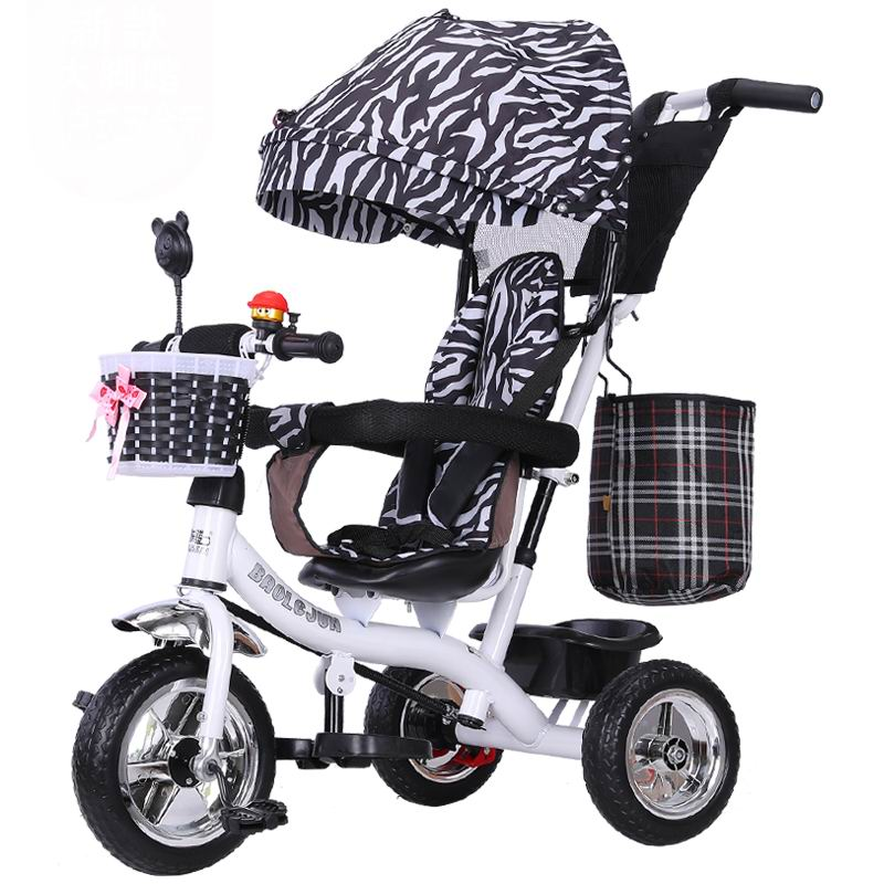 Baby trolley child tricycle Special offer good quality baby stroller baby carriage bike bicycle make travelling shiping easy