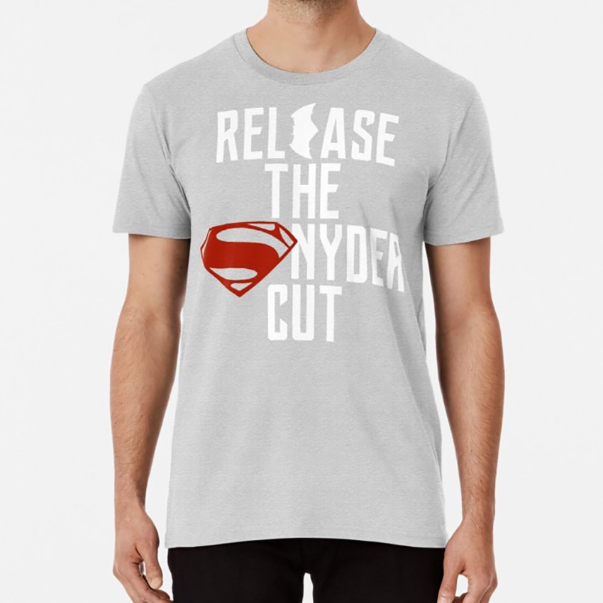 Release The Snyder Cut T Shirt Zack Snyder Justice Bat Superhero Comic Book Movie