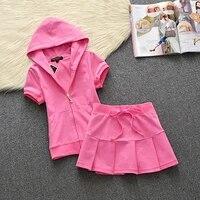 mini skirt pink new womens hoodie fashion slim waist casual tennis skirt summer cotton tracksuit a line high waist pleated