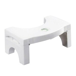 Folding Multi-Function Toilet Stool Portable Step for Home Bathroom GR5