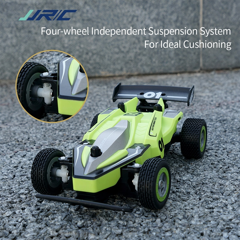 2021 NEW JJRC RC Car 2.4G Remote Control Strong Magnetic Carbon Brush Motor 5 Channel Anti-skid Tire