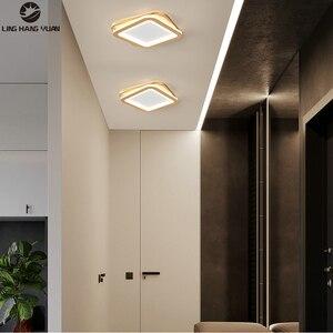 Modern Led Chandelier for Living Room Bedroom Ceiling Chandeliers Lighting Aisle Stair Corridor Lights Indoor Lighting Fixtures