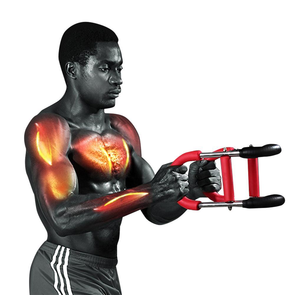 Brazo de sujeción de mano, entrenador, antebrazo ajustable, mano, muñeca, ejercicios, fuerza, entrenador, fuerza, fuerza, agarre, ajuste, culturismo, Fitness 4
