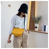 womens bag mini shoulder bag for teenagers girls light waterproof student bag phone bag young style crossbody bags