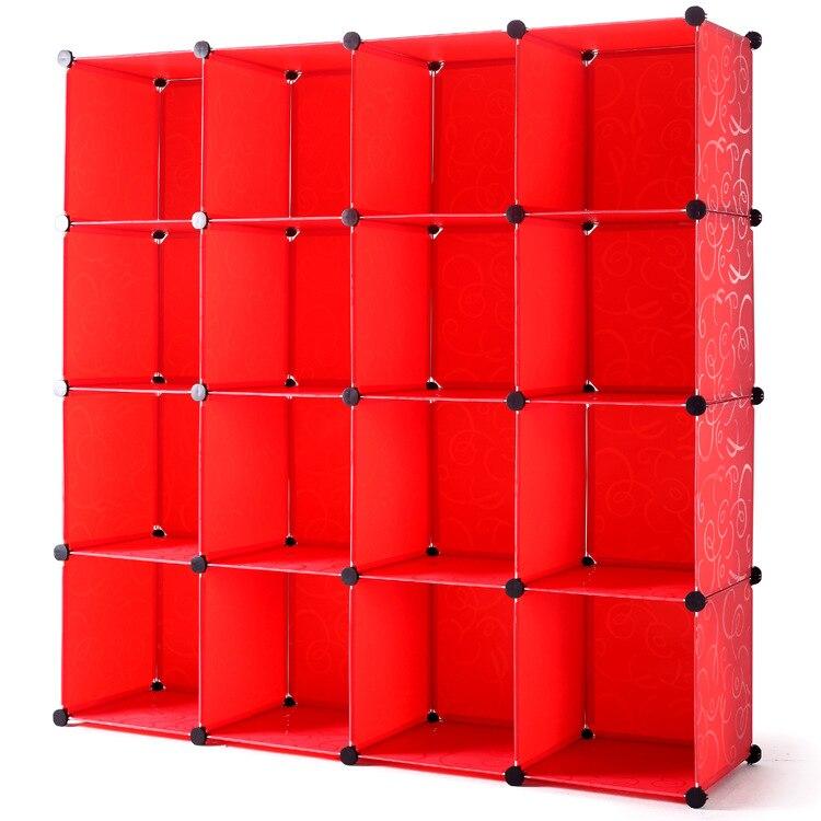 Diy magic piece gaveta-tipo armários de armazenamento combinação simplicidade criativo armário de plástico resina ambientalmente amigável flexi
