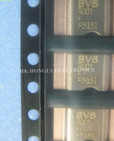 10PCS BVS-M-R001-1,0 3920 0,001 R 1MR 1% 4W NEUE WIDERSTAND