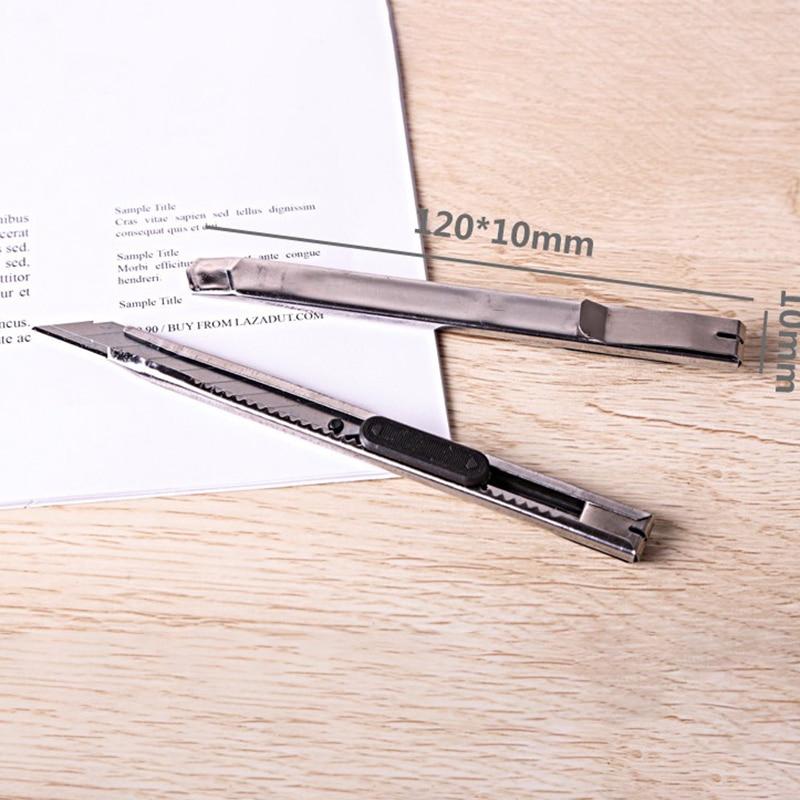 """2 шт./компл. арт Ножи утилита Ножи Бумага и офиса Ножи """"сделай сам"""" для канцелярских принадлежностей, Ножи художественные канцелярские принад..."""