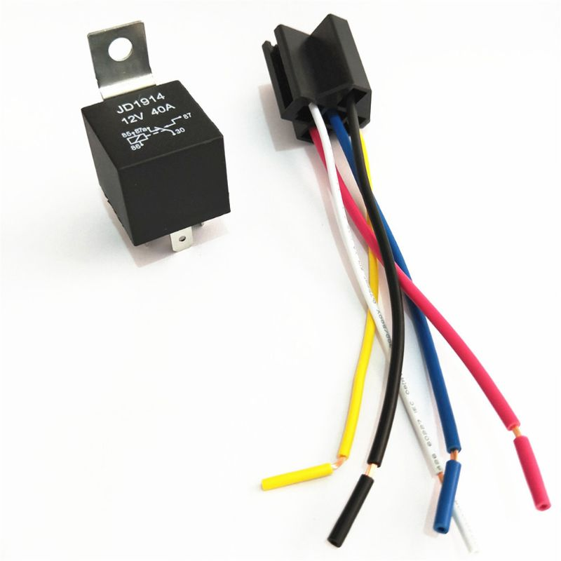 Relé de coche con enchufe GPS Tracker antirrobo Auto DC12V/24V piezas de voltios opcionales