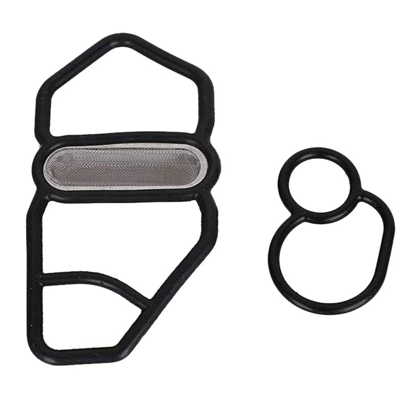 Upper + Lower VTEC Solenoid Gasket Fit for Honda GSR NSX D16Z6 B18C1 B16A2 B18C5 36172-P08-015 15825-P08-005