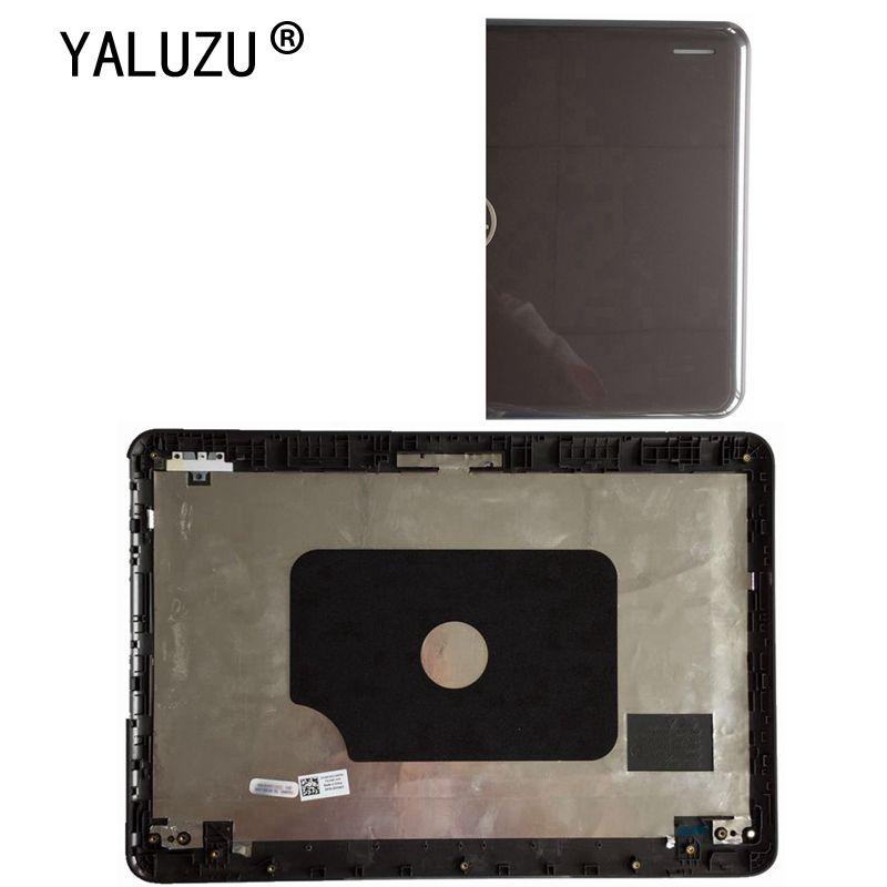 YALUZU كمبيوتر محمول علوي LCD الغطاء الخلفي لديل ل Chromebook 13 3380 خط العرض 3389 CN-05XW0X-SMK00-72R-0572-A00