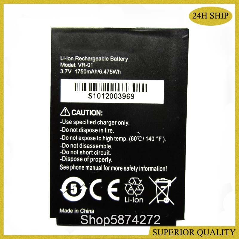 1750 мА/ч, VR-01 Батарея для уплотнения VR7 TS3 s1 sonim xp3300/1300/5300 Батарея