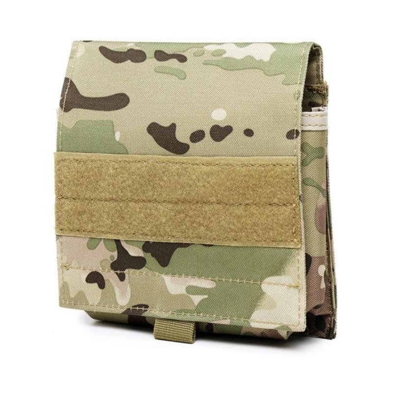 Mutifuncional, 600D Molle, bolsa de almacenamiento para revistas, bolsa táctica para pistola de aire, funda para pistola, bolsa, accesorios de caza, paquete