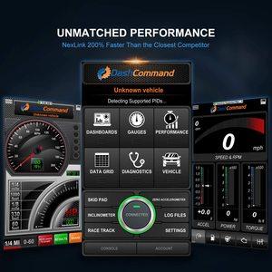 Image 4 - Сканер NEXAS NexLink Bluetooth 5,0 OBD 2 диагностический инструмент EOBD считыватель кодов двигателя Автомобильный сканер для iOS Android Windows