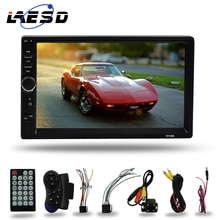 LAESD Radio 7018b 2Din Car Radio Touch Screen Auto Stereo Audio System 2 Din Car Audio MP4 MP5 Video Multimedia Player Autoradio