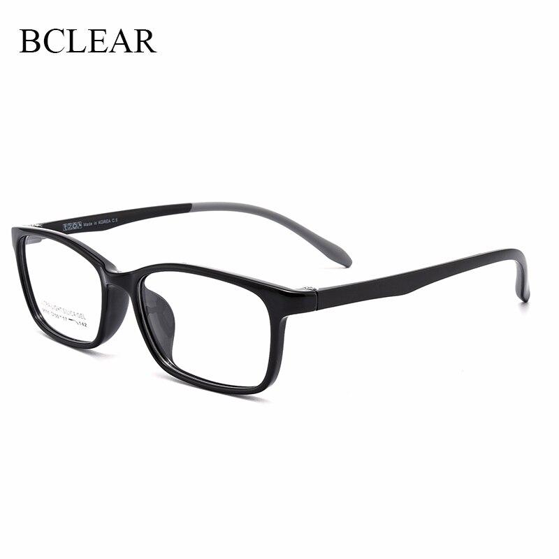 Marco de gafas de moda BCLEAR para mujer montura de gafas para hombre