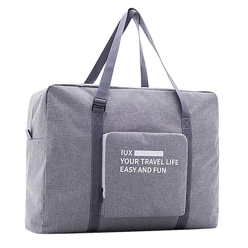 Мужские дорожные сумки, водонепроницаемая нейлоновая складная сумка для ноутбука, вместительная сумка, чемодан, дорожные сумки, портативны...