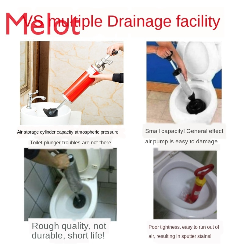 High-Efficiency Booster Household Commercial Kitchen Sewage Pipe Sewer Toilet Dredger Guarantee Effect Who Uses Who Knows hot enlarge